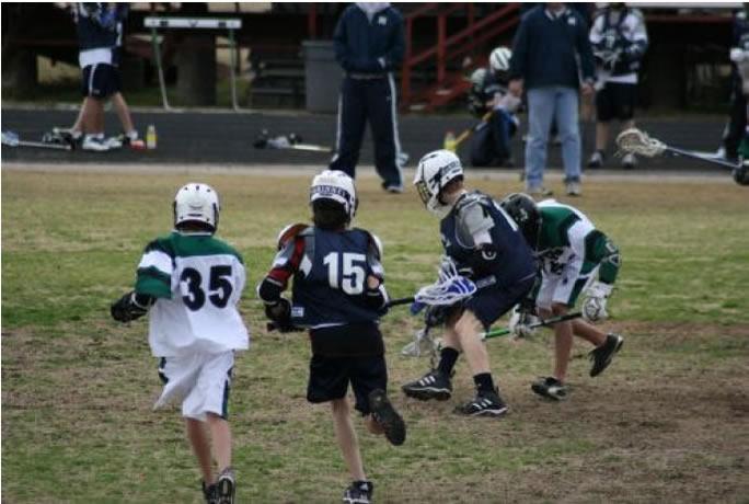 lacrosse vs baseball cleats
